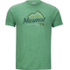 Marmot Beams SS Tee Men Green Heather